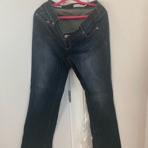 Torrid Relaxed Bootcut Jeans 16